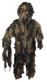 Ghillie Suit Lightweight Woodland