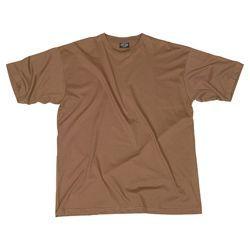 T-Shirt Algodão Coyote