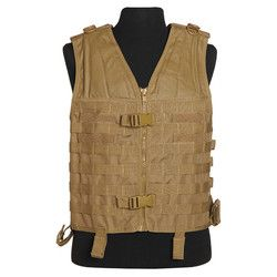 Colete MOLLE Carrier TAN