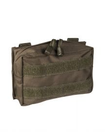 Bolsa Multiusos 18x6x12cm  MOLLE MIl-tec OD