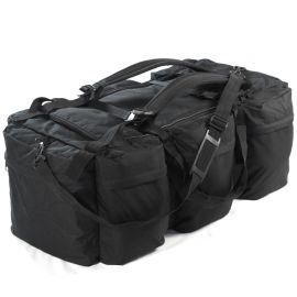Saco Cargo Extra Large Preto