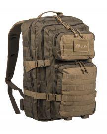 Mochila  Assault  LG Range  MIl-TEC OD/Coyote