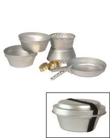 Kit  Marmita  com fogão