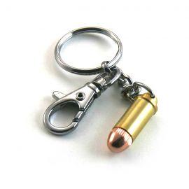 Porta-chaves Munição 9 mm