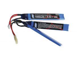 Bateria Li-Fe 1000mAh 9.9V