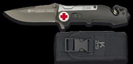 Canivete K25 Rescue Cruz Vermelha