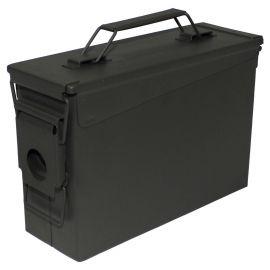 US Ammo Box, cal. 30, M19A1, Metal