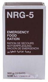 NRG 5 Racção de Emergência