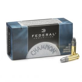 Federal Champion Training .22 LR