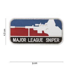 """Patch """" Major League Sniper"""""""