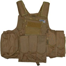 Colete C.I.R.A.S. Swiss Arms TAN