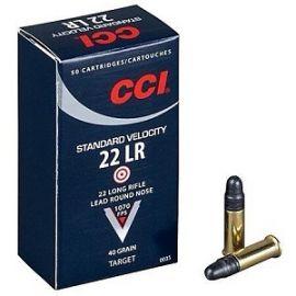 CCI .22 LR Standard