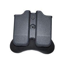 Porta Carregador Duplo Glock CYTAC