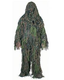 Ghillie Suit 3D Jackal Woodland