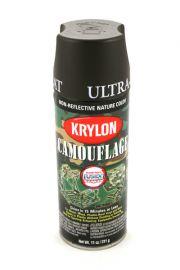 Krylon Camouflage Brown