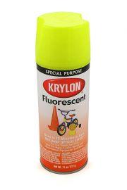 Krylon Fluorescente Amarelo
