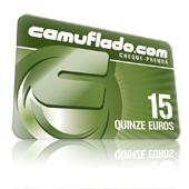 Cheque-prenda de 15 Euros